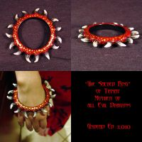 Rot Bracelet Tiamat Dragon by Undead-Art