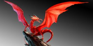 The Red Dragon by fxEVo
