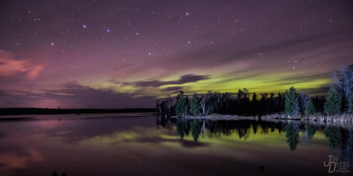 Colors of the Northern Lights by hull612