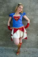 The Super Girl by spritepirate