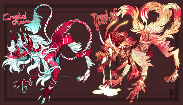 AUCTION ADOPTABLES BATCH4 (1/2) OPEN! by MISHELK