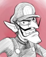 11 Waluigi by jameson9101322