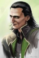 Loki by Anchefanamon