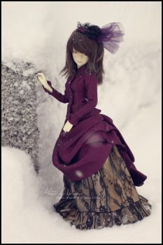 The Victorian Winter by yenna-photo
