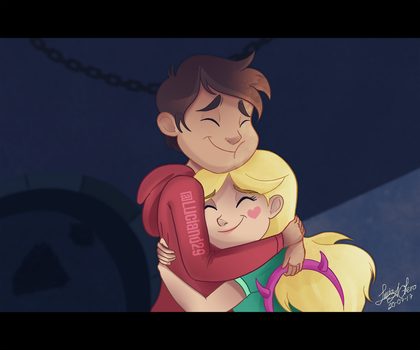 Starco by Luciand29