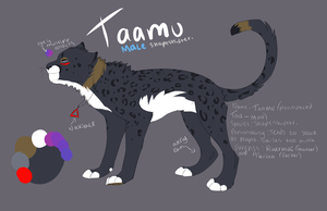 Taamu reference by Rinermai