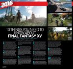 10 THINGS YOU NEED TO KNOW ABOUT Final Fantasy XV by NurBoyXVI