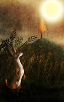 WSD: On Watership Down by transylvaniandreams