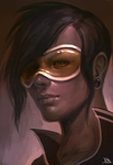 Morning Sketching - ep 042 - Wannabe Tracer by RogierB