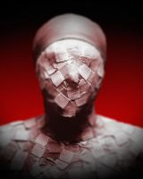 Bandage Face by photoasylum