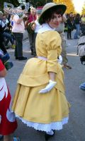 Jane Porter by falketta