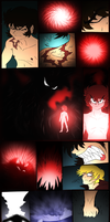 Wrath of The Devilman- 99- Reaching into the abyss by NickinAmerica