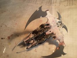 Dark Eldar vyper 2.3 by skincoffin