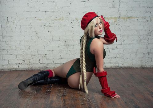 Cammy White SF by nadyasonika