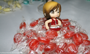All caramels for Meiko by Furikisundama