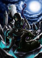 Malek, the Nocturne by livroeternia