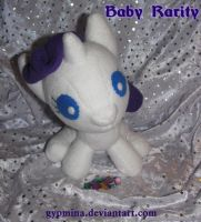 Baby Rarity Plush by Gypmina