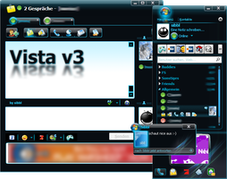 Vista Skin v3 RELOADED o.m.t. by sibbl