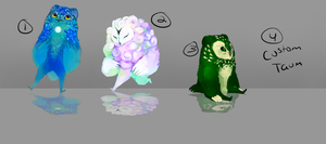 Taum Adoption Auction [CLOSED] by H-appysorry