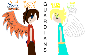 Guardians by DeathRuby