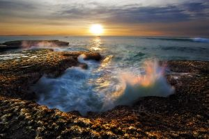 Arniston Sunrise by Dreampixphotography
