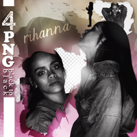 Rihanna PNG Pack (36) by EdaOran