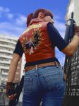 Claire Redfield - Let me Live EDIT by TheStoryWriter