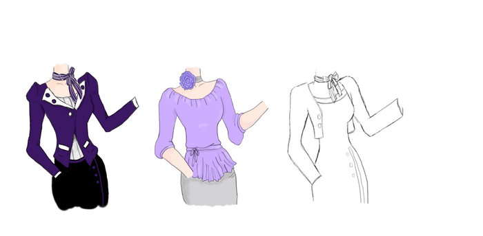 Oc outfit update by Atlantean-chick