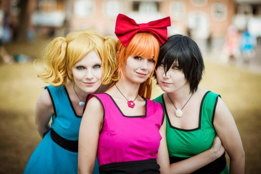 PPG - Sisterhood of Townsville by Randomness909