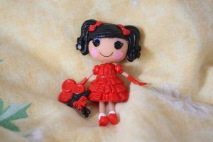 Lydia Wedding Lalaloopsy by Kamiflor