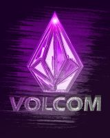Volcom Logo effects by SonicBum