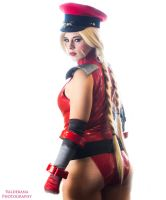 M. Bison Cammy by Alexia-Jean-Grey