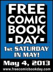 Free Comic Book Day by mterry4