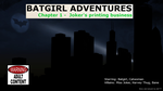 Batgirl adventures - Chapter 1 (Story) by db777