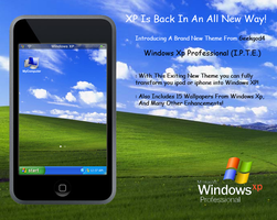 Windows Xp Ipod Touch Edition by GeekGod4