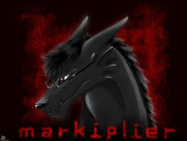 Markiplier - Dragon #1 by Blade-Suare