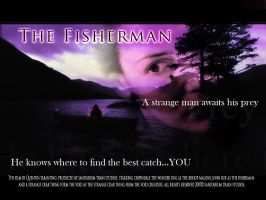 The fisherman Foo movie poster by Dwair