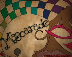 Mascarade-Invitation by Lexis-XIII