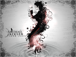 Michael Jackson by JamiroKnight