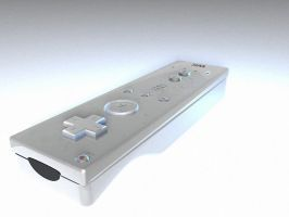 Wiimote by PEShero