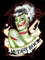 Mutant Rock by tainted-orchid