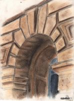 My Arches - Pastels by TheMrStick