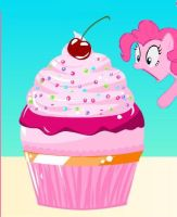 That's MY Cupcake! by LilyKittyCat