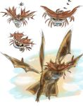 Stormcutter sketches by frozenskiing