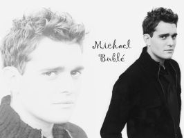 Michael Buble Wallpaper by Scottish-Royalty