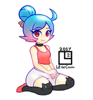 Iku*o by LE-the-Creator