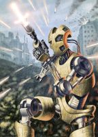 Robot Shooter by R-Valle