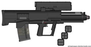 XM25 ver.1 by knight992006