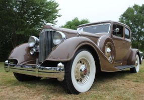 1934 Packard V12 by finhead4ever