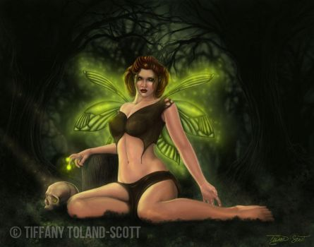 Forest Guardian by autumnsmuse